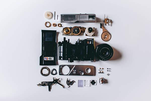 Mobiltelefon reservdelar